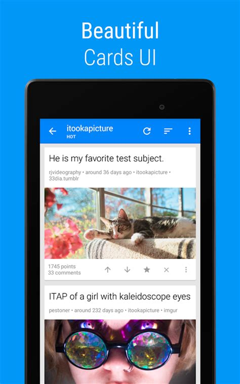 Android Without Reddit by Sync For Reddit Android Apps On Play