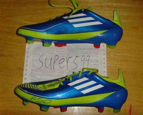 football shoes wiki wiki boot leaks adidas f50 adizero prime blue electricity