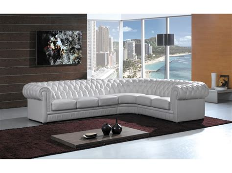 Tufted Leather Sectional Sofa Seating Gt Sofas Sectionals Gt 1 White Tufted Leather Sectional Sofa