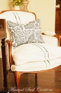 Drop Cloth Upholstery by Drop Cloth Upholstery Garden Home