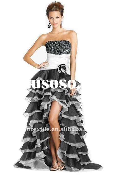 2012 new style fashion strapless front back