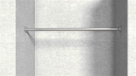 7 montageanleitung edelstahl garderobenstange mit flansch - Garderobenstange Wand