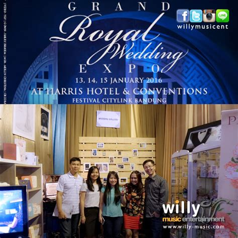 Wedding Expo Bandung 2016 by Grand Royal Wedding Expo At Convention Harris Festival