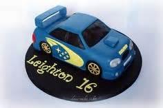 Subaru Impreza Cake 1000 Images About Rally Car On Subaru Impreza