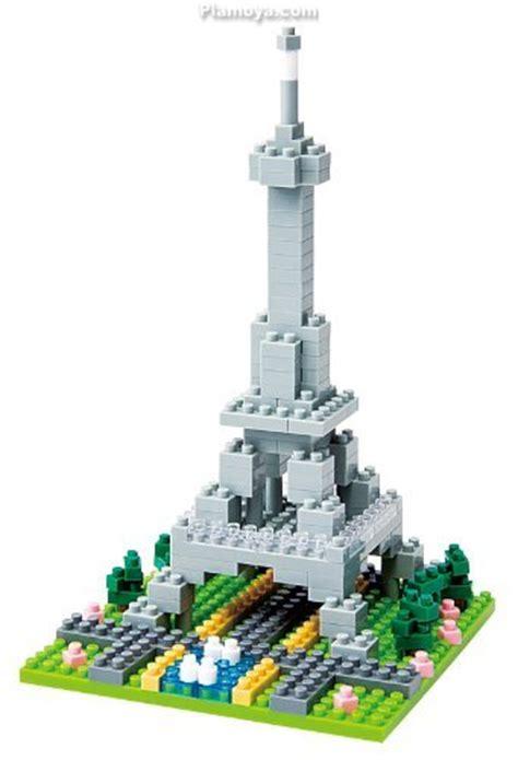 L6385 Lego Nano Block Weagle Statue Of Liberty Kode Pl6385 2 nanoblock architecture eiffel tower non lego rives de la seine a nanoblock plamoya