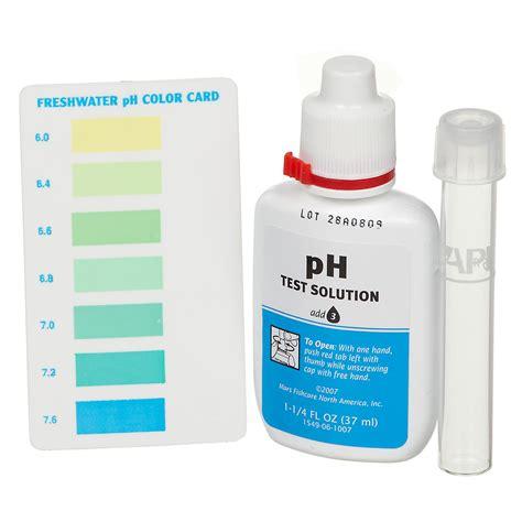 Tetra Test Ph By Jo Aquarium api ph test kit kr01 fish farm