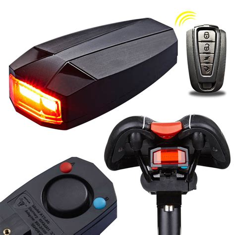 brightest rear bike light antusi wireless bike alarm brightest rear bike light