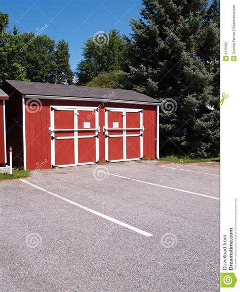 one utility shed royalty free stock images image