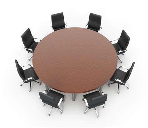 roundtable or table table and chairs clipart clipart suggest