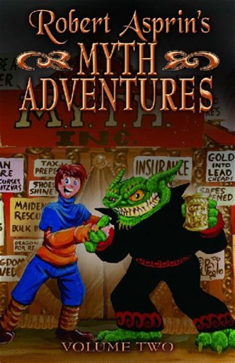 s adventures books robert asprin s myth adventures vol 2 myth adventures