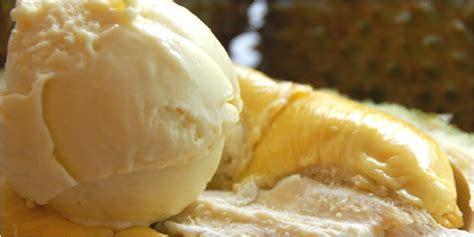 membuat es krim 6 cara membuat es krim durian di rumah