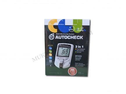 autocheck 3in1 gcu multi monitoring sytem ekomed