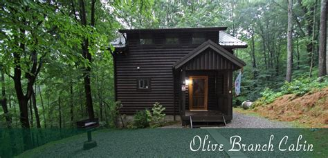 Hocking Cabins For Couples by Olive Branch Cabin Hocking S Cave Ohio