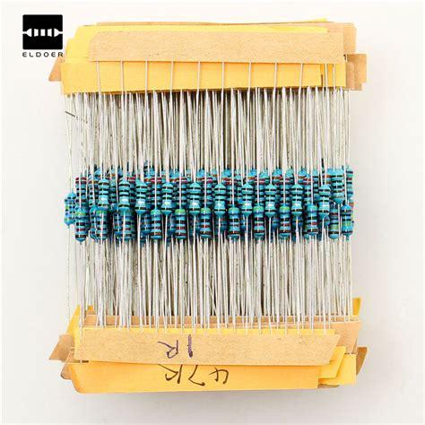 500 ohm 1 4w resistor 500 ohm 1 4w resistor 28 images 500pcs 220 ohm 1 4w axial carbon resistor rohs 1 4 watt 5