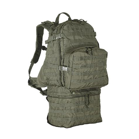 tactical molle pack voodoo tactical reaper large molle patrol pack