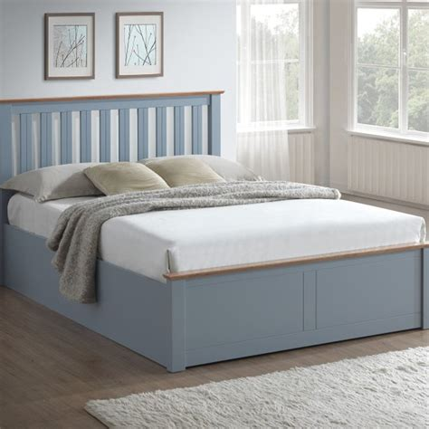 leather beds king size wooden ottoman bed bed sizes