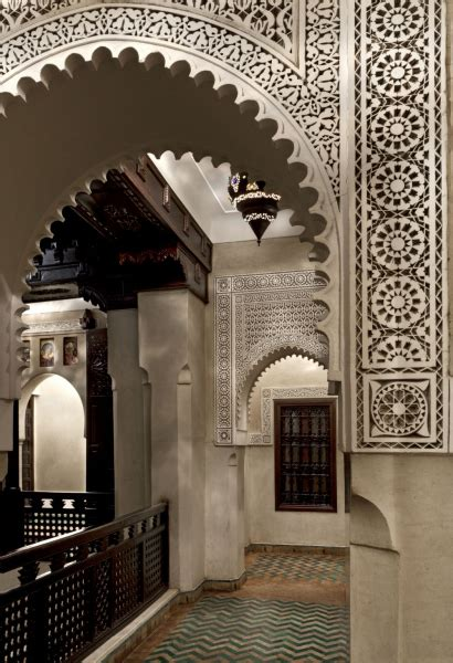 Moroccan House Plans by Culture Moroccan Culture