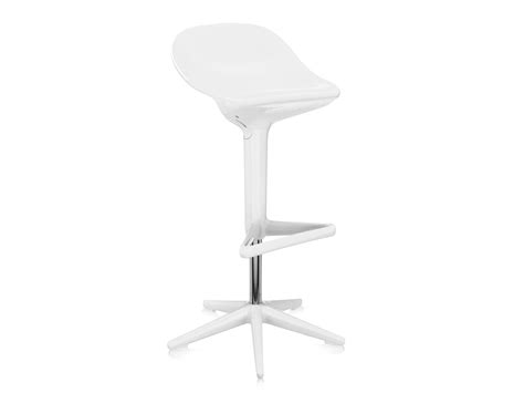 kartell bar stool buy the kartell spoon bar stool at nest co uk