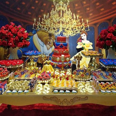 449 best Beauty & the Beast Party Ideas images on Pinterest   The beast, Beauty beast and Candy