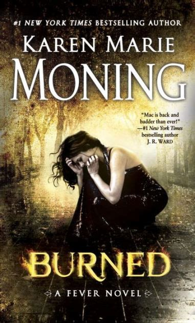 Feverborn By Moning burned fever series 7 by moning nook book