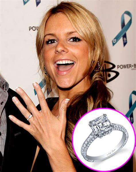 ali fedotowsky blingy engagement rings us weekly
