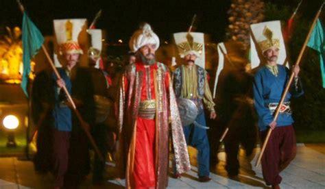 ejercito otomano soldados otomanos