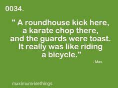 Maximum Ride Boxed Set 1 maximum ride quote i ship fax maximum ride