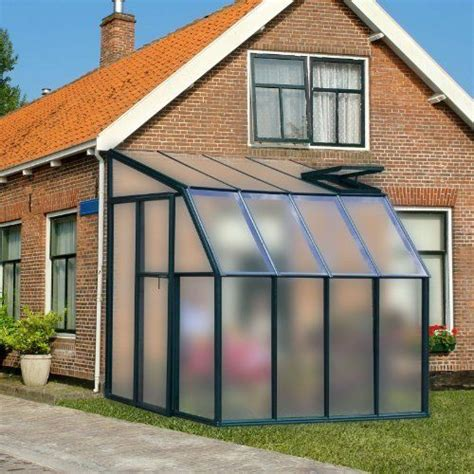 Sunroom Panels Rion Sunroom Translucent 6 42 X 8 5 Ft Lean To Green Dual