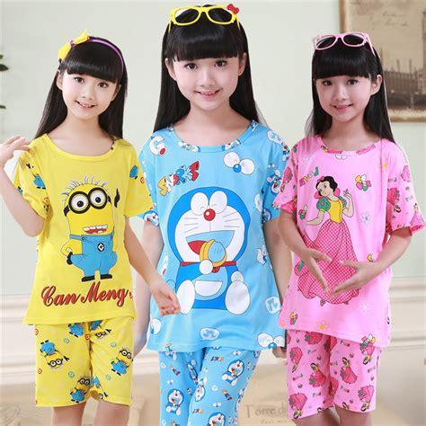 Baju Anak Karakter baju tidur korea anak 3 4 pusat grosir baju pakaian