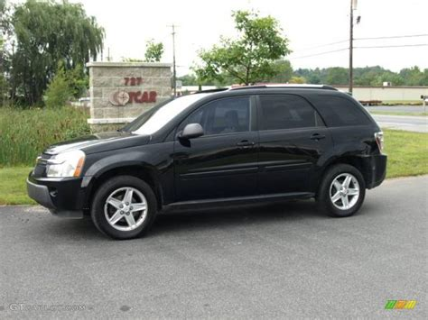chevrolet equinox back 2005 black chevrolet equinox lt awd 16843811 gtcarlot