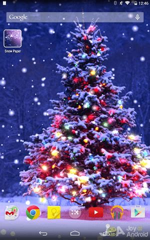 christmas tree lights that play music 20 free christmas live wallpapers with hd 3d or music