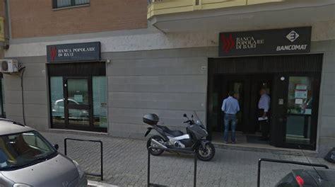 Orari Banca Popolare Di Bari by Terrore A Casal Di Principe Rapina In Banca All Orario Di