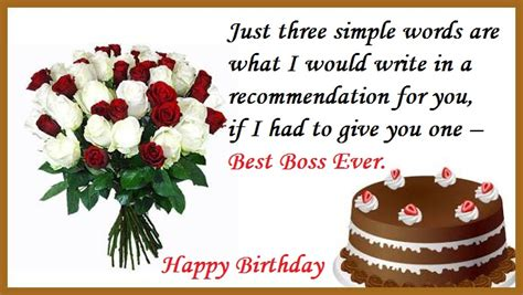 Happy Birthday Wishes For From Happy Birthday Wishes For Boss Happybdwishes