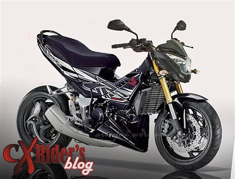 Sen Honda Cs 1 modifikasi honda cs 1 cxrider