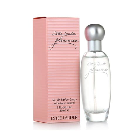 estee lauder pleasures eau de parfum 30ml spray womens