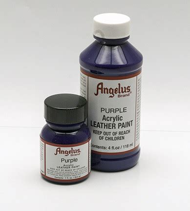 angelus paint purple supplies tools for gourd crafting