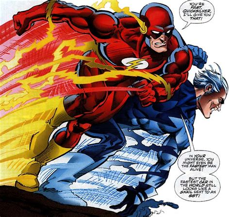 movie quicksilver vs flash sneak peek quot the avengers age of ultron quot updates