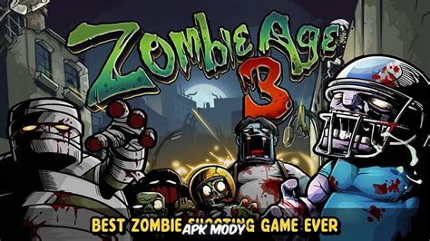download mod game zombie age 2 zombie age 3 1 2 4 unlimited dollar and ammo mod apk