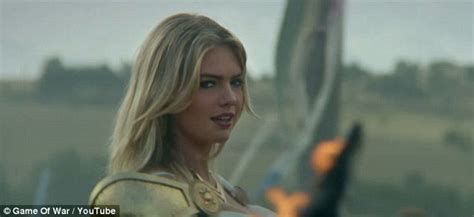 actress game of war commercial actress in game of war advert newhairstylesformen2014 com