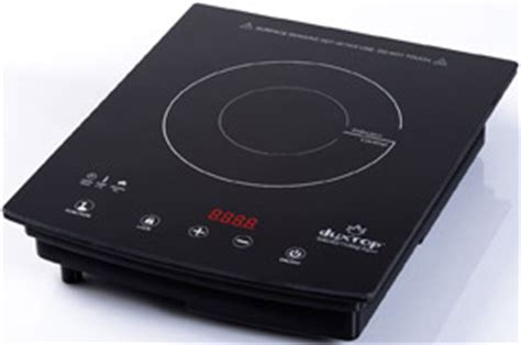 duxtops  watt portable induction cooktop reviewed