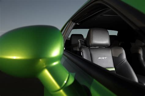 Green With Envy green with envy new classic challenger color for 2011
