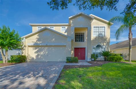 orlando vacation rentals beautifully furnished 4 bedroom