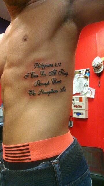 galatians 2 20 tattoo philippians 4 13 bible verse on ribs intellego