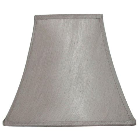 hton bay square bell shade the home depot canada