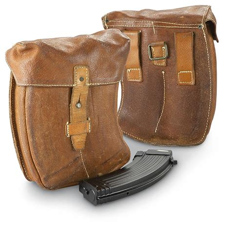 3 In 1 Bg098 Brown Free Pouch used ak47 mag pouch brown 175412 mag