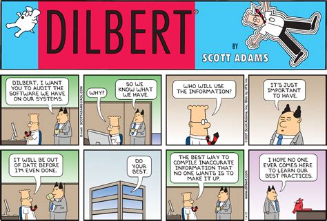 cartoon iq news cartoons funny the 10 funniest dilbert comic strips about idiot bosses