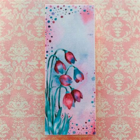 How To Make Beautiful Handmade Bookmarks - how to make beautiful handmade bookmarks 28 images