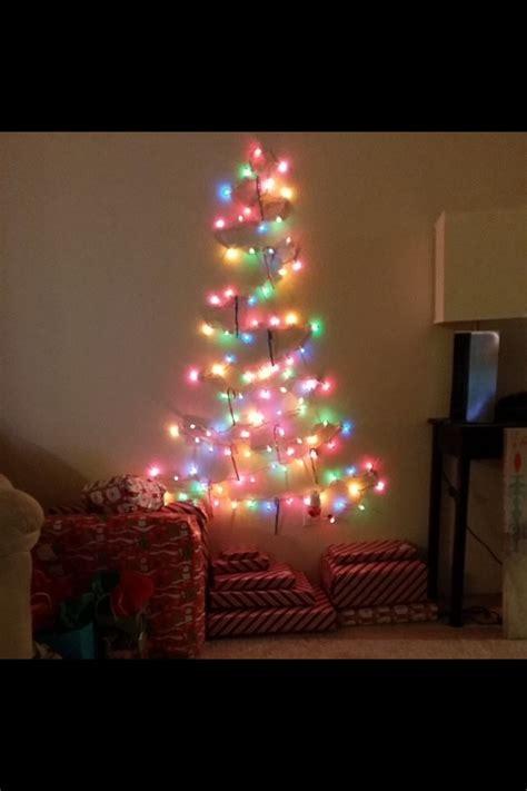 make tree of lights lights garland make tree wall tierra este 89593