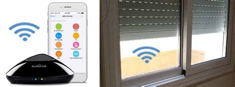 persianas red controla las persianas de tu casa por red wifi 3g y 4g