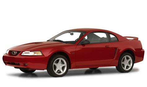 ford mustang 2000 mpg 2000 ford mustang gt 2dr coupe information